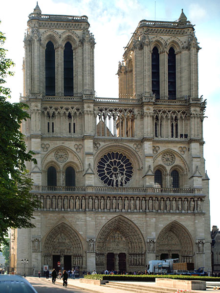 Знаменитые храмы европы